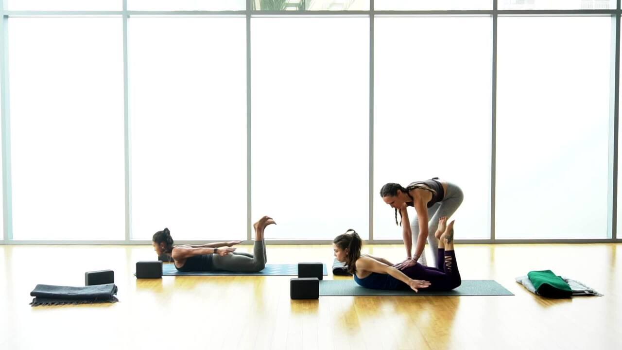 Quadriceps, Backbends and Shoulders
