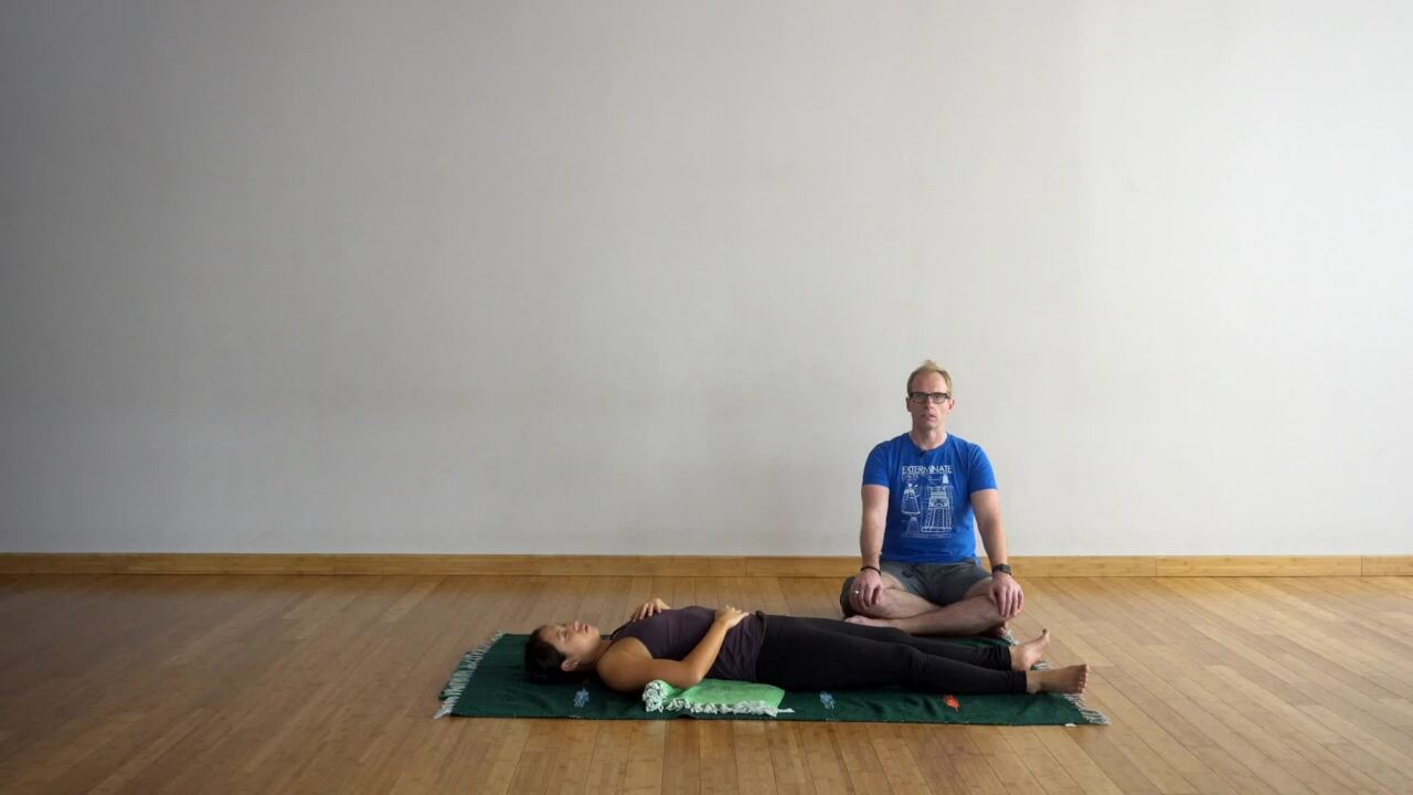 Pass to Surrender (Meditation to Release Stress)