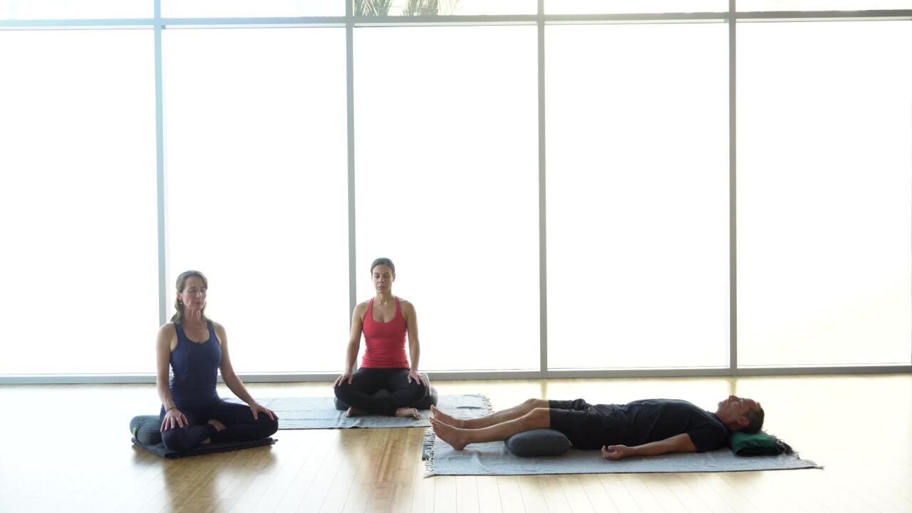 Yoga Nidra - 61 Point Meditation
