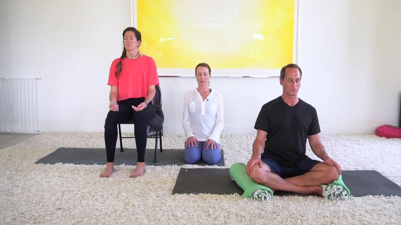 Meditation on Breath with Mantra