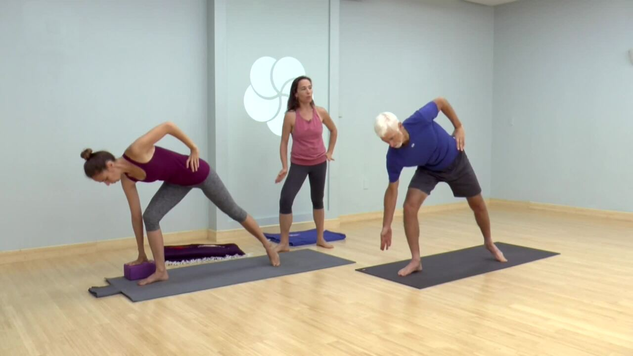 Alignment Flow for Your Hips