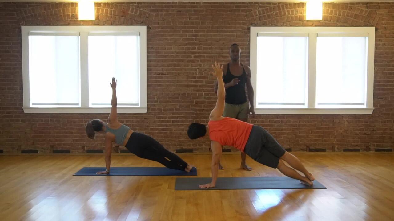 6 Minute Plank Challenge