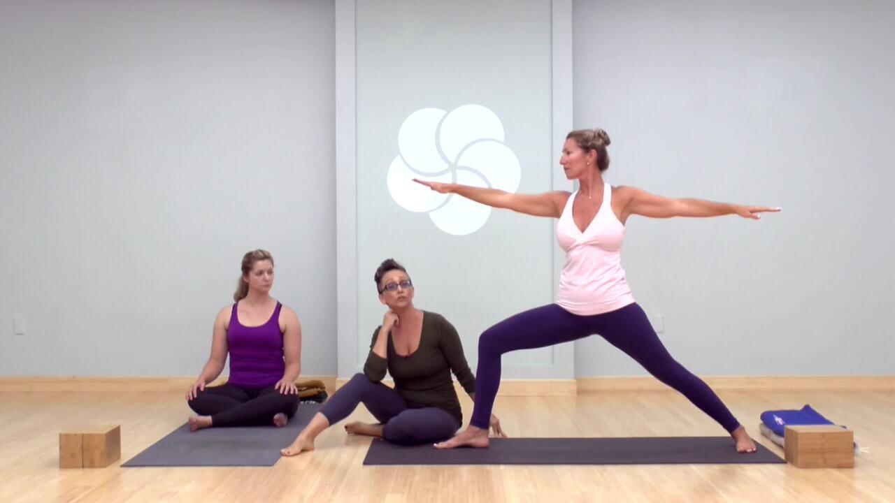 Knee Survival for Yoga Warriors