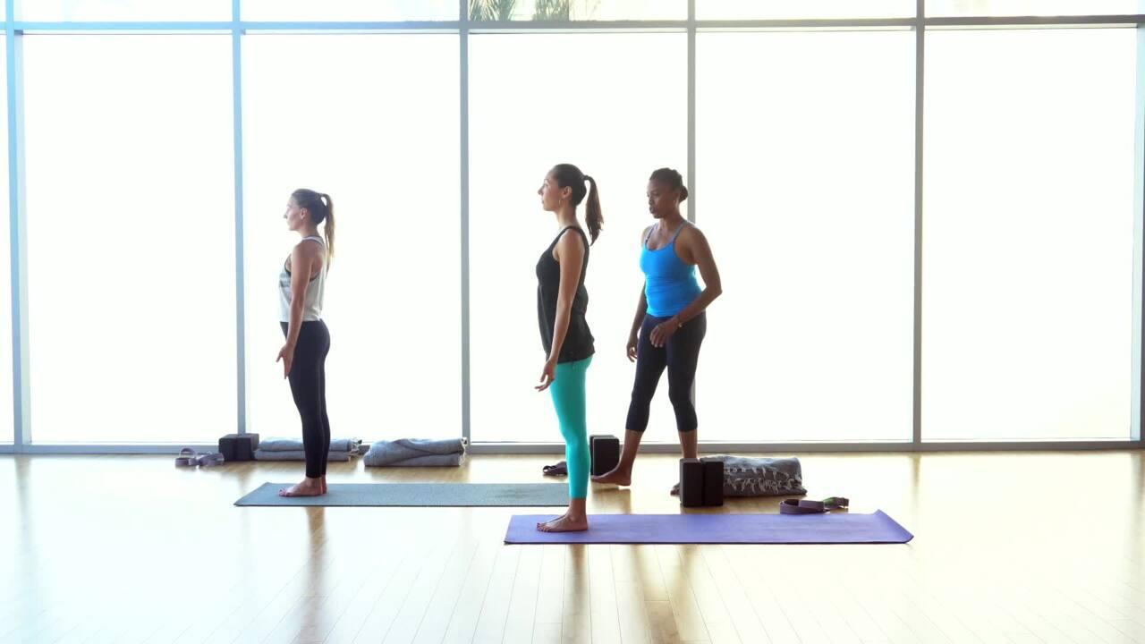 Yoga Break