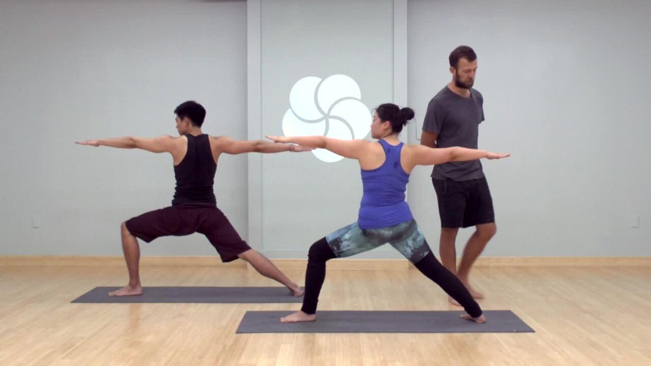 Power Yoga - Series 4