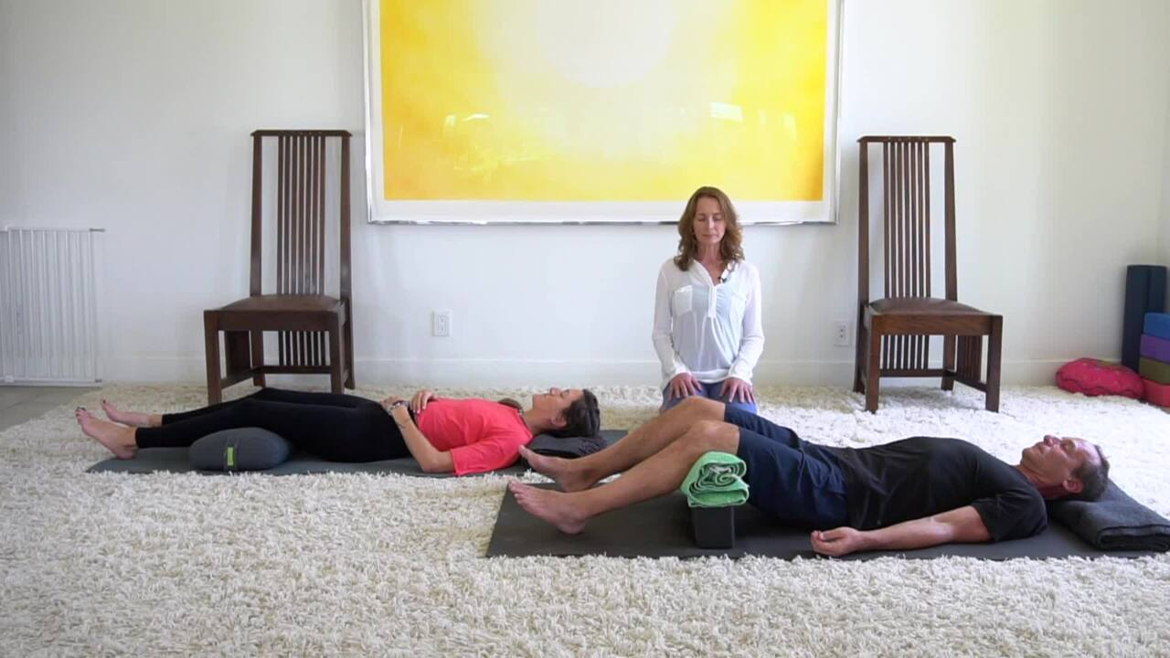 Relaxation Through Diaphragmatic Breathing