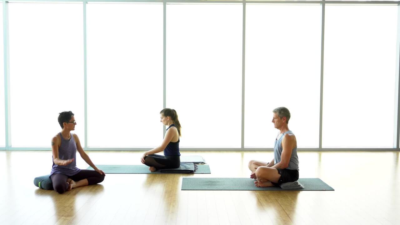 10 Min Wind Down Meditation
