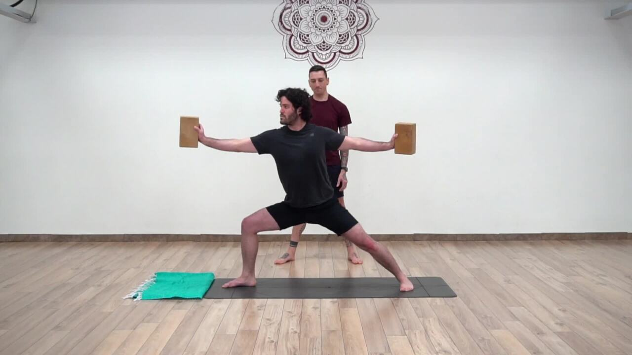 Vinyasa Strength Techniques 1