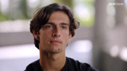 Musetti Looks Back At His Rapid Rise Up The FedEx ATP Rankings