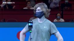 Rublev On Vienna Triumph: 'It's A Really Special Title For Me'