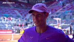 Nadal: 'Carlos Is Going To Be A Great Player'