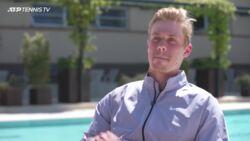 Shapovalov: 'I've Improved My Return For Clay Tennis'