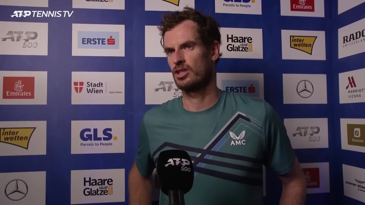 Murray: 'It Was A Good Win In Tough Circumstances'
