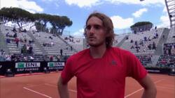 Tsitsipas: 'I Had To Deal With Very Serious Business Today'