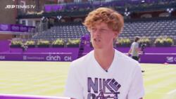 Jannik Sinner: 'Looking Forward To See What I Can Do On Grass'