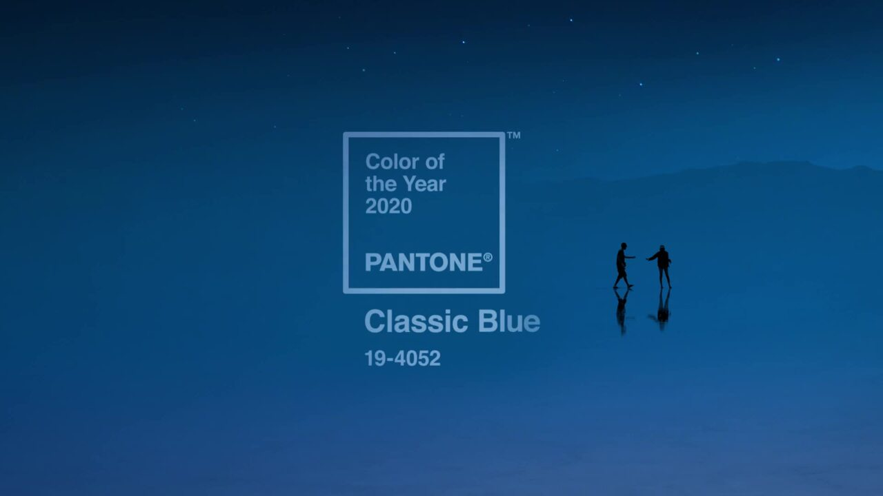 Pantone Color Of The Year 2020 Introduction Pantone 19