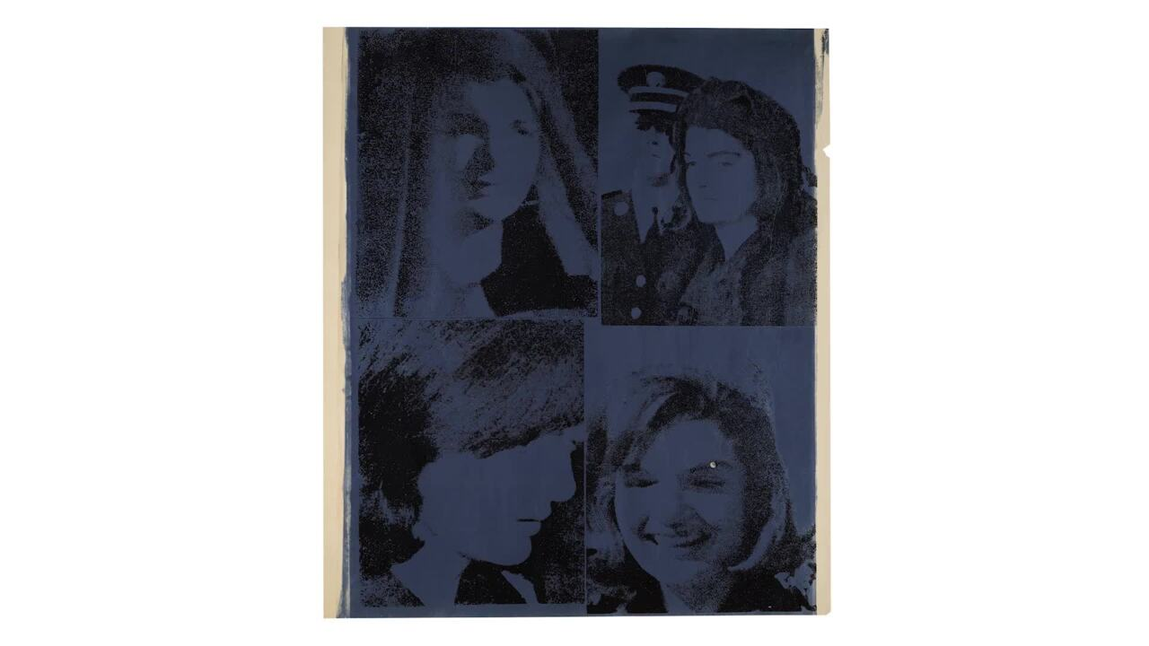 Warhol's radical departures: R auction at Christies
