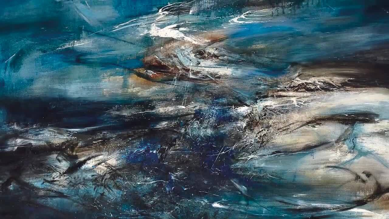 A closer look: Zao Wou-kis 29. auction at Christies
