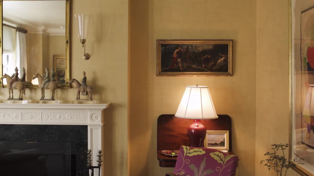 How To Mix Classic Art With Contemporary Design Christie S