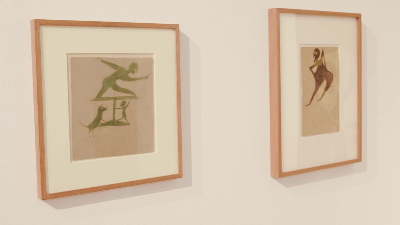 What is Outsider art? auction at Christies