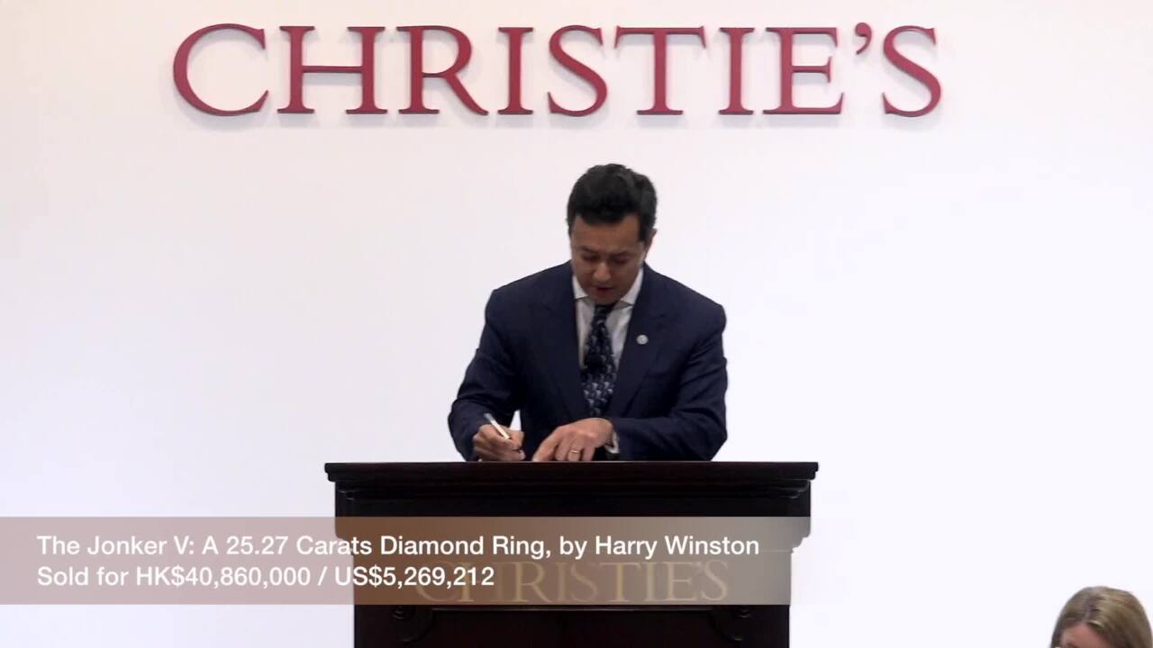 Invitation to Consign: Autumn  auction at Christies