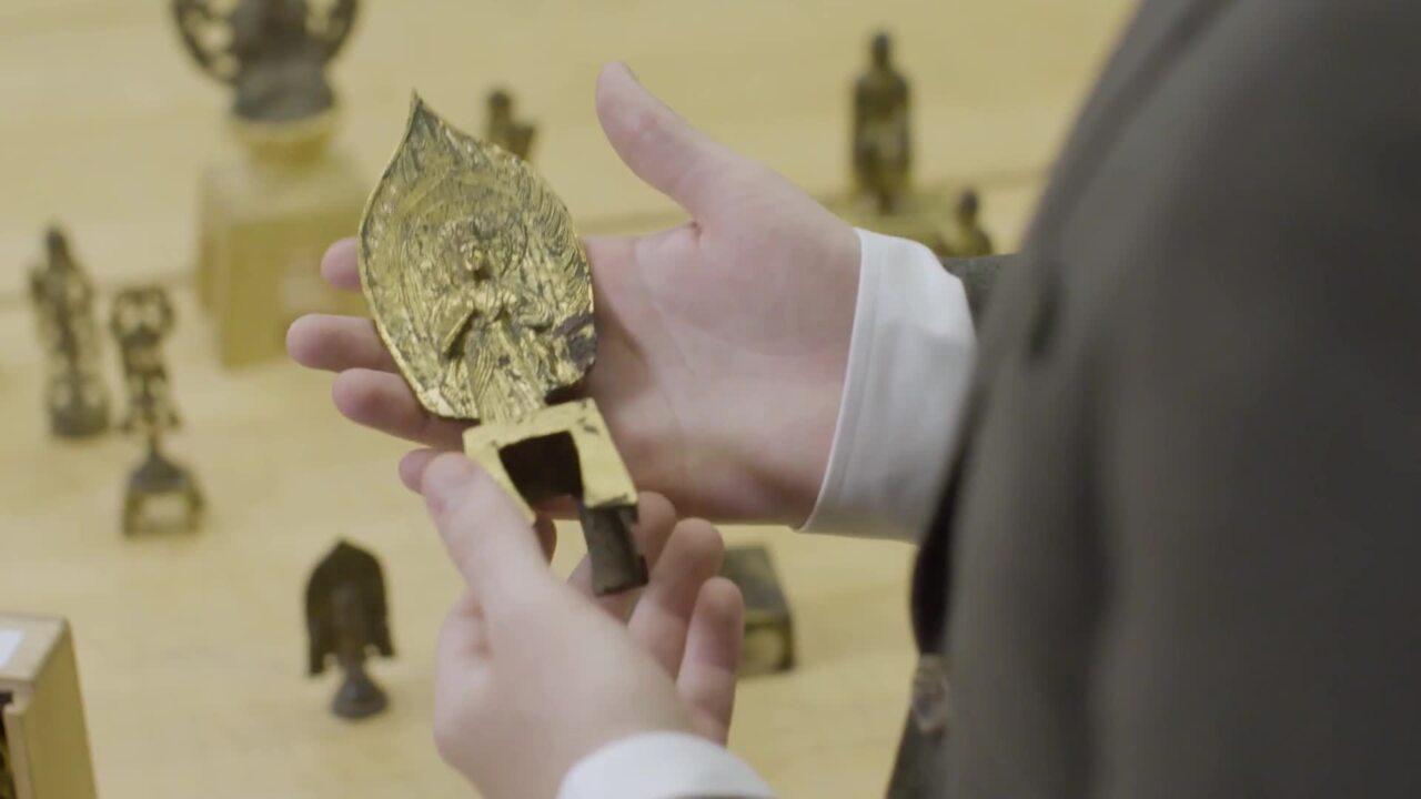My passion: Buddhist bronzes auction at Christies