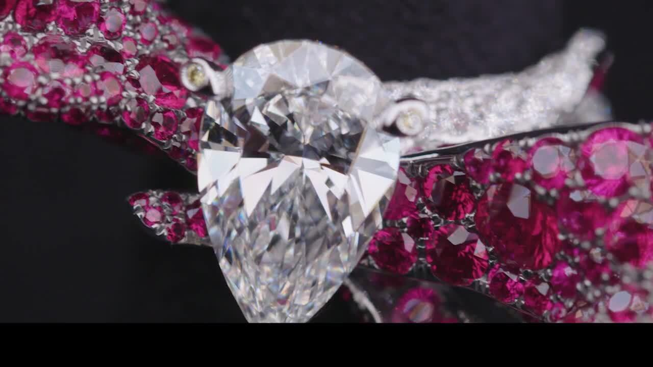 Iconic — Magnificent Jewels by auction at Christies