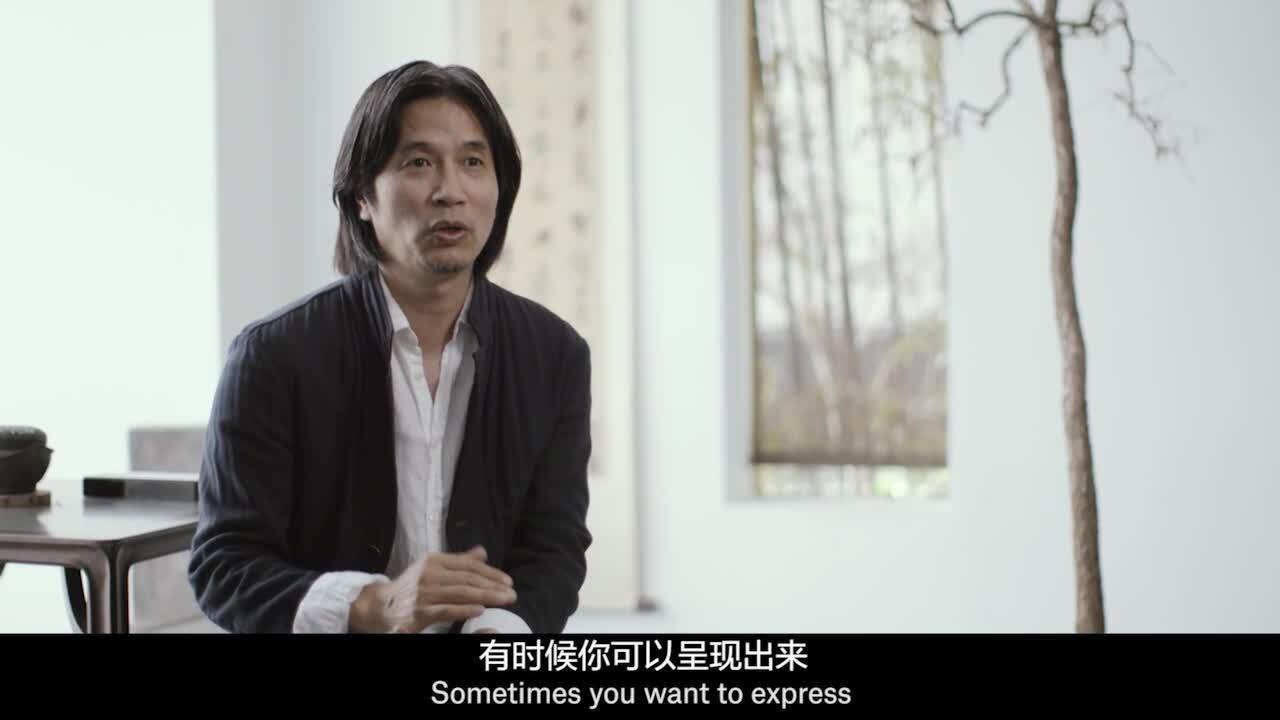 Studio visit: Wang Tiande auction at Christies