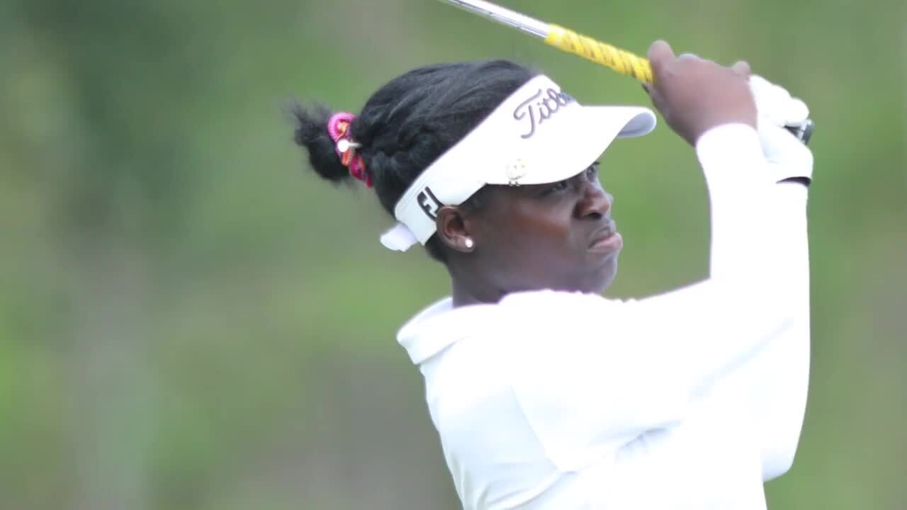 LPGA: Changing the Face of Golf featuring Lakareber Abe
