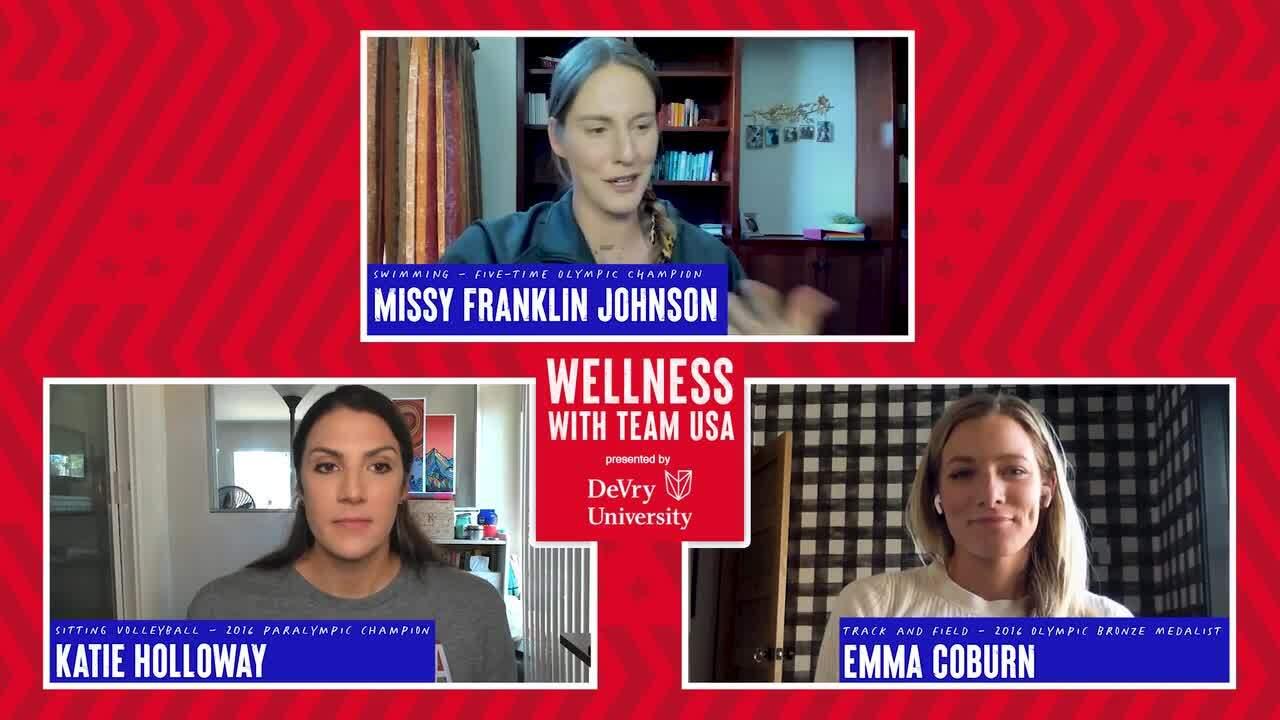 Wellness with Team USA, presented by DeVry | Nutrition
