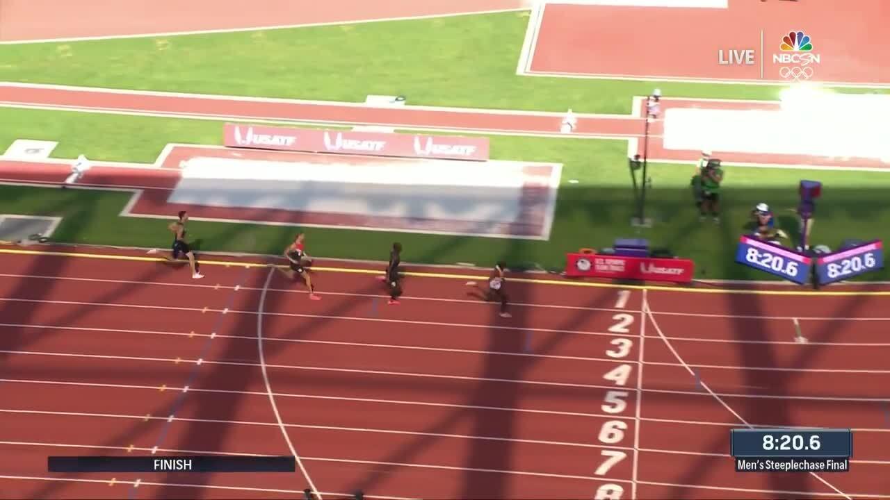 Men's Steeplechase Final | Track & Field U.S. Olympic Team Trials 2021