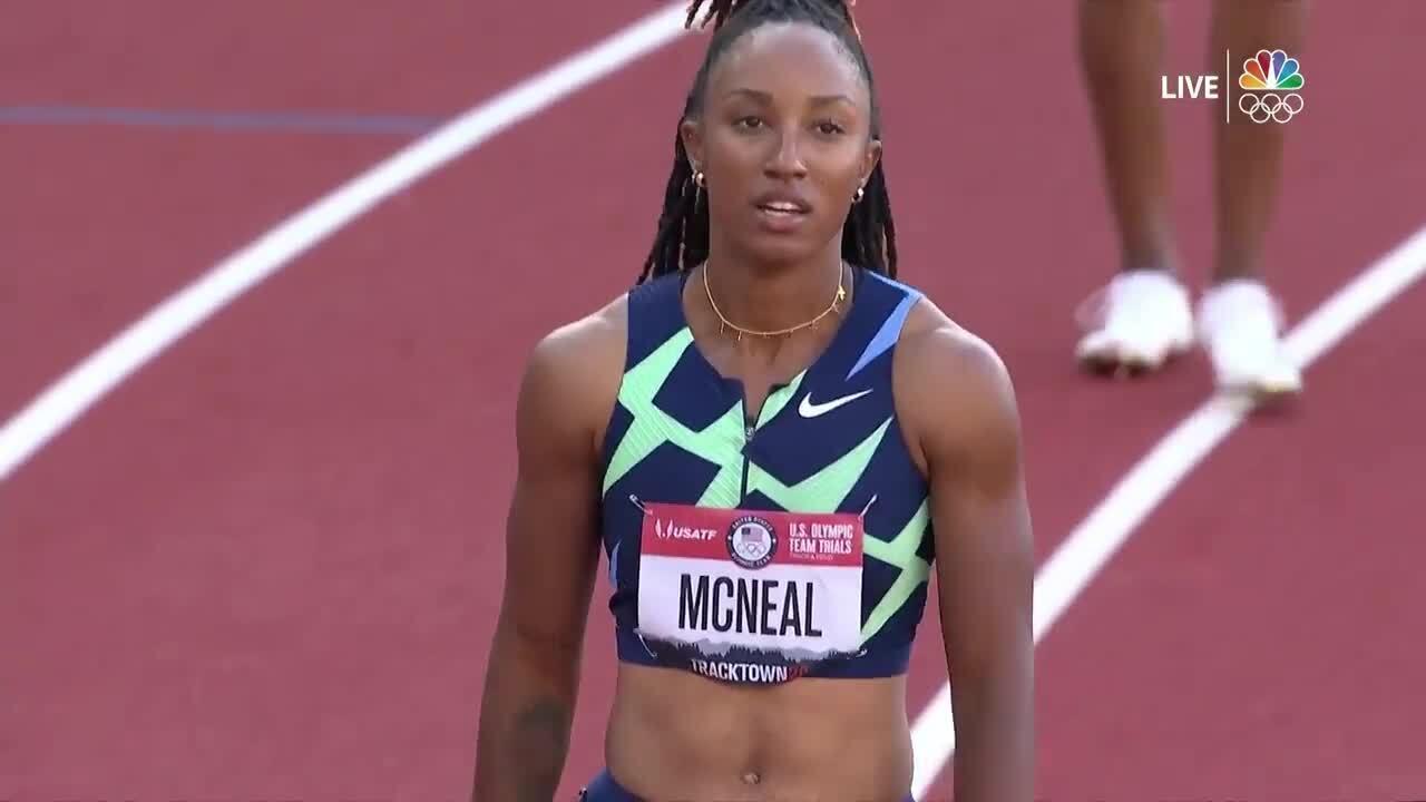 Keni Harrison Womens 100M Hurdles | Track & Field U.S. Olympic Team Trials 2021