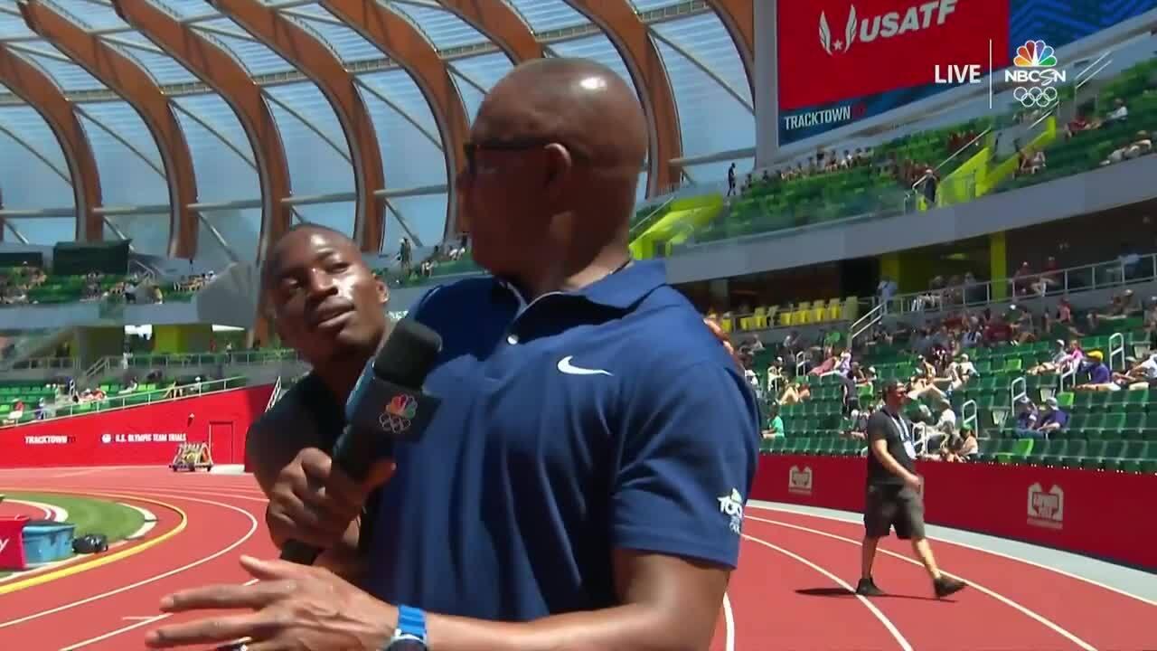 Men's 110-Meter Hurdles Prelims | Track & Field U.S. Olympic Team Trials 2021