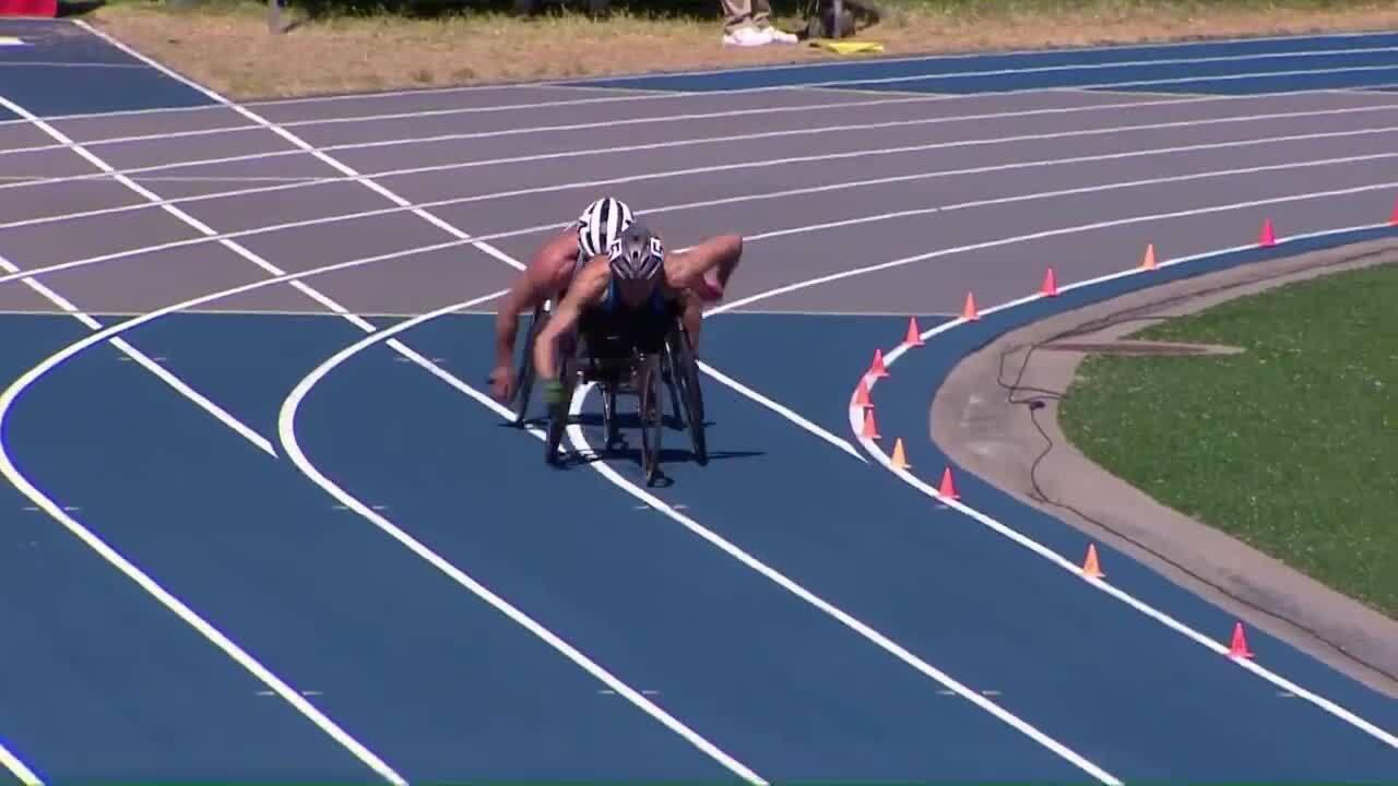Para Track & Field Women's 5,000-Meter T54 | U.S. Paralympic Team Trials 2021