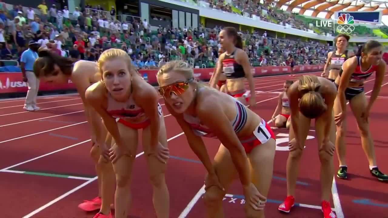 Elle Purrier St. Pierre Womens 1500M Final | Track & Field U.S. Olympic Team Trials 2021