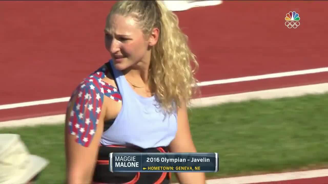 Women's Javelin Final | Track & Field U.S. Olympic Team Trials 2021