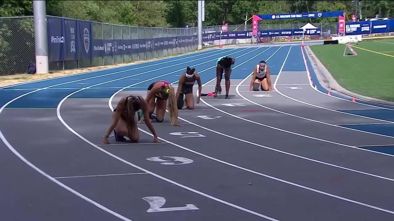 Para Track & Field Women's 200-Meter T44/64 | U.S. Paralympic Team Trials 2021