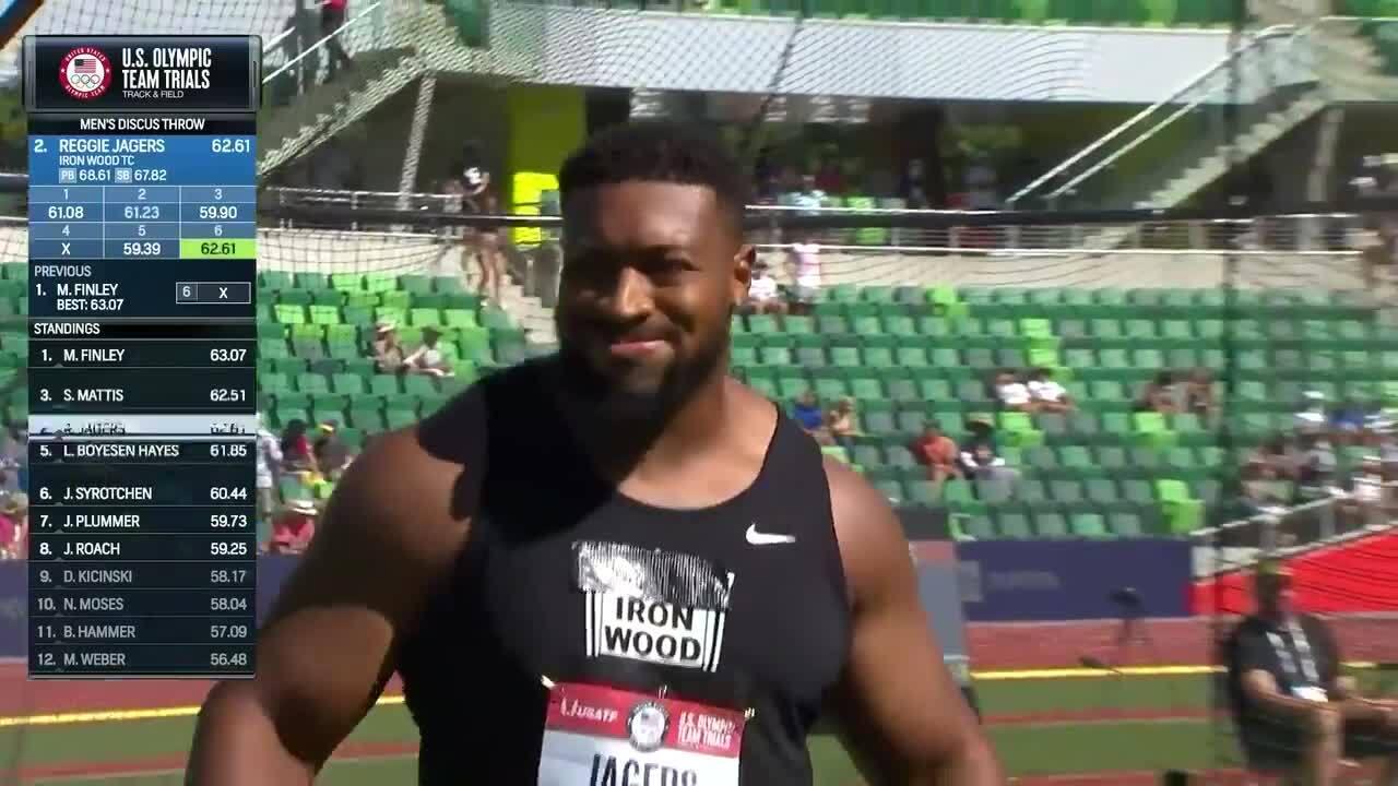 Men's Discus Final | Track & Field U.S. Olympic Team Trials 2021