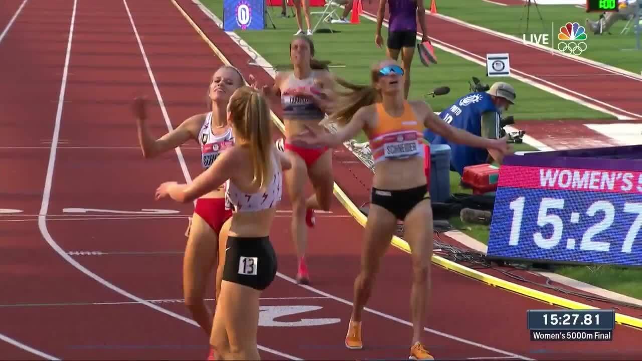 Elsie Cranny Womens 5000M Final | Track & Field U.S. Olympic Team Trials 2021
