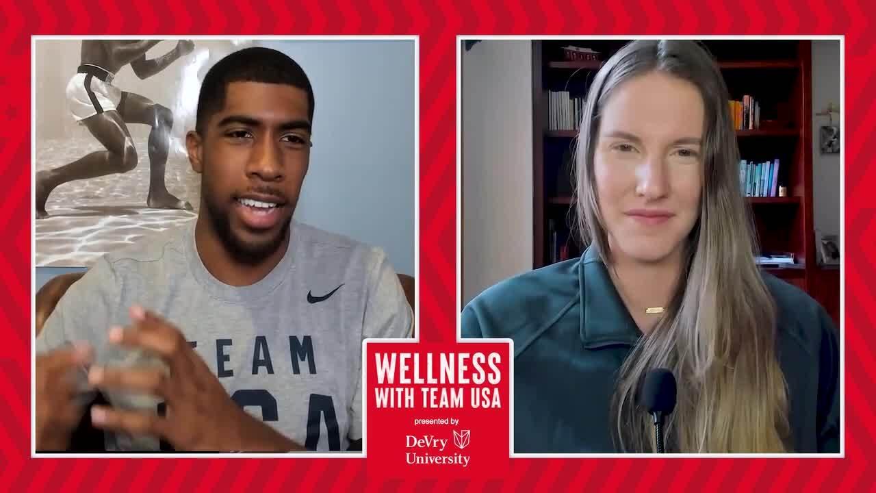 Wellness with Team USA | Preparation