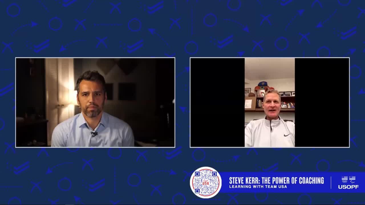 Steve Kerr: The Power of Coaching