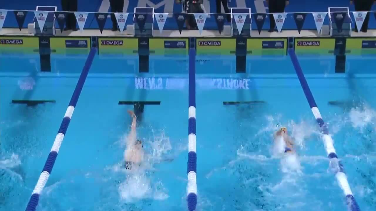 Ryan Murphy Men's 100m Back Final | Swimming U.S. Olympic Team Trials 2021