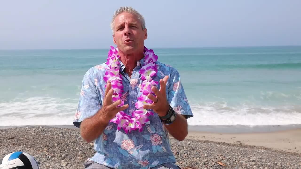 Karch Kiraly invites you to the Starlings Virtual Luau Party