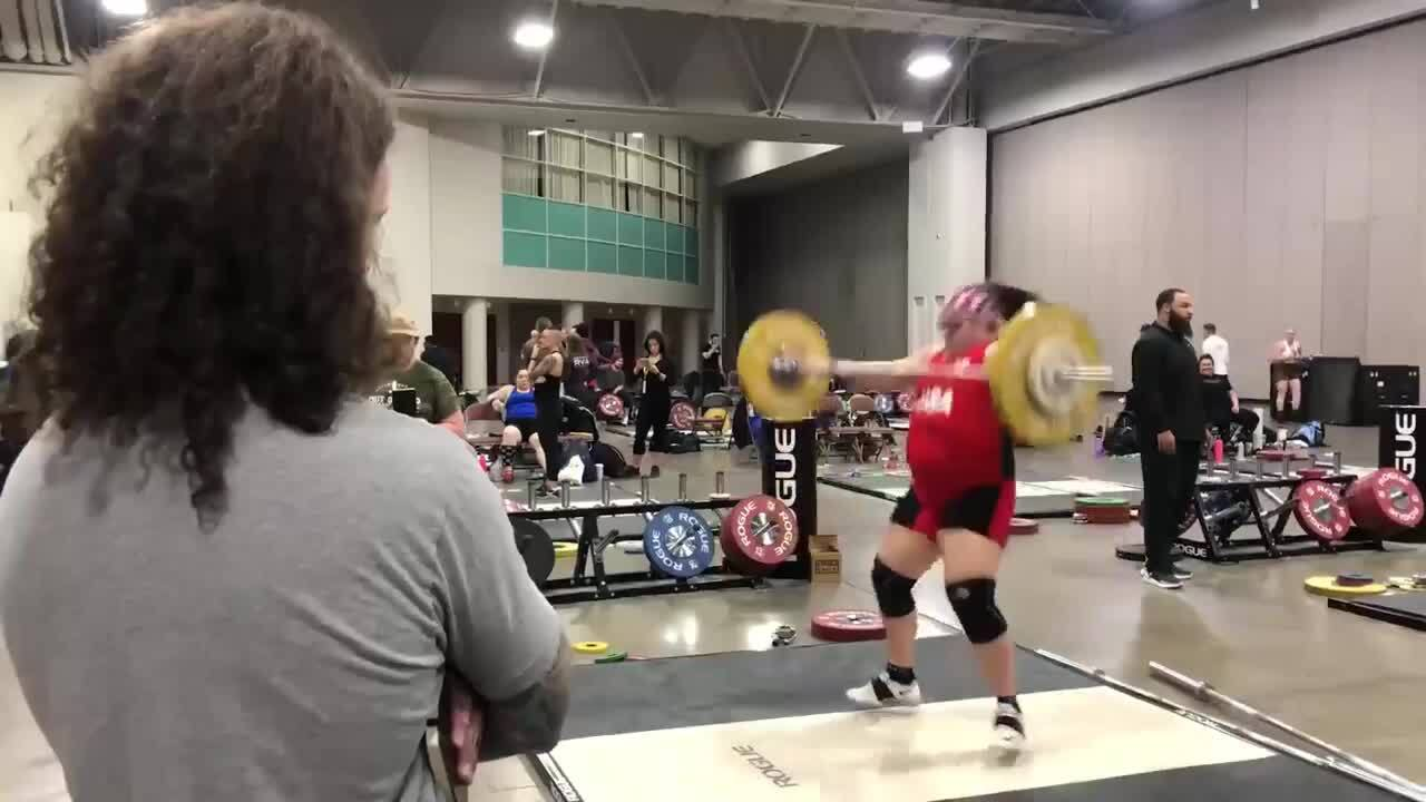 20 NATL AOF M 102kg A