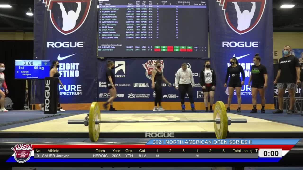 21NAOS2 Blue platform session 23