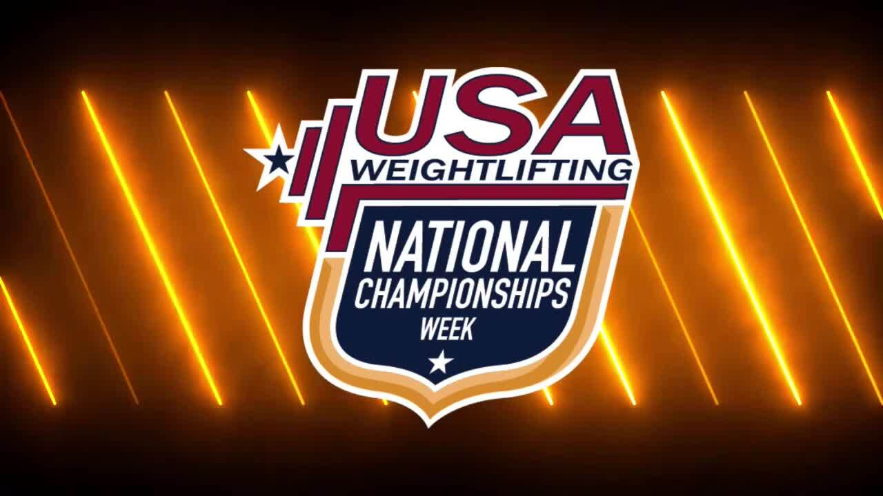 21Nationals Session 15 Red F 87kg A