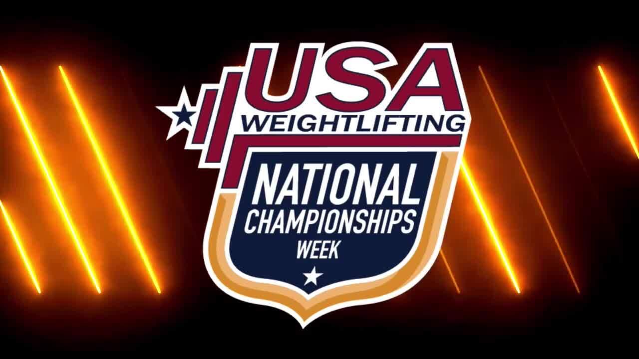 21 Nationals Session 8 White M 89kg B