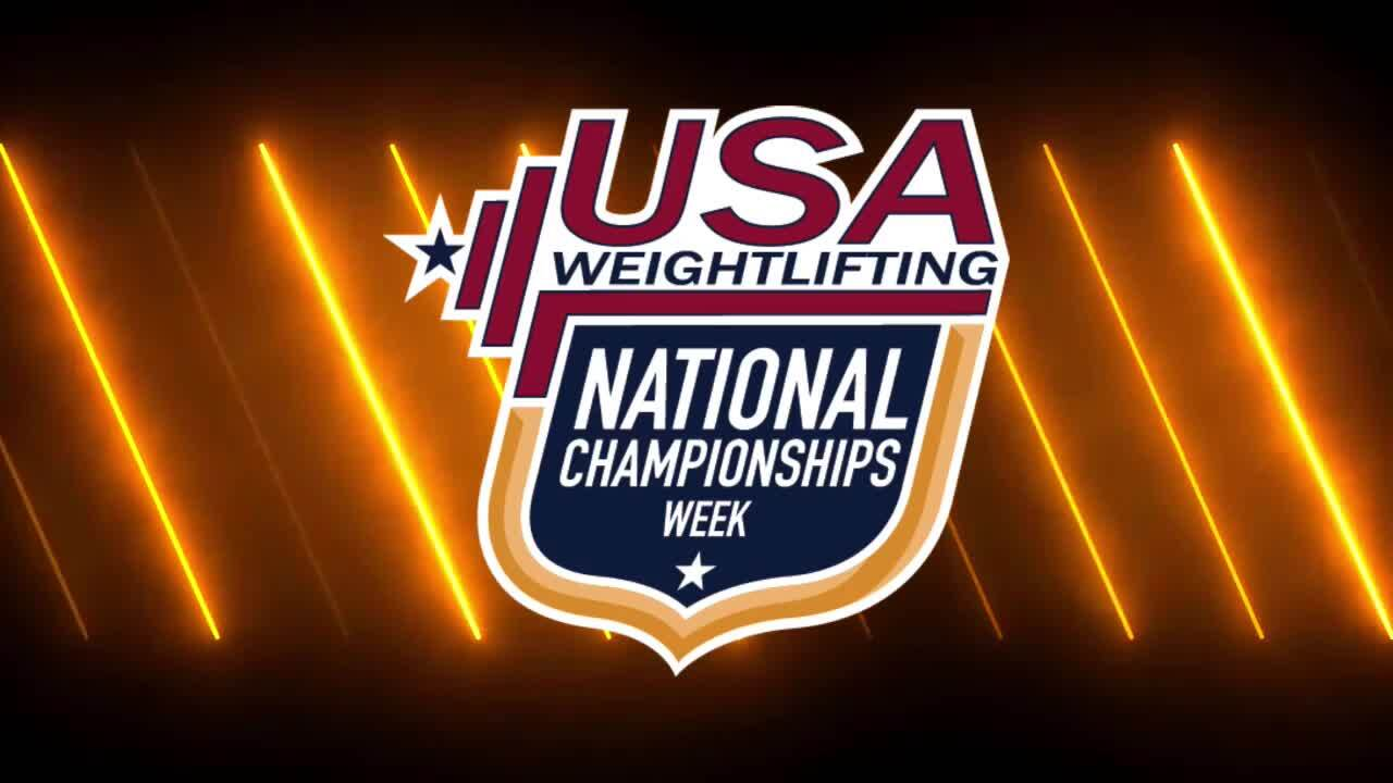 21Nationals Session 13 Red M 109kg A