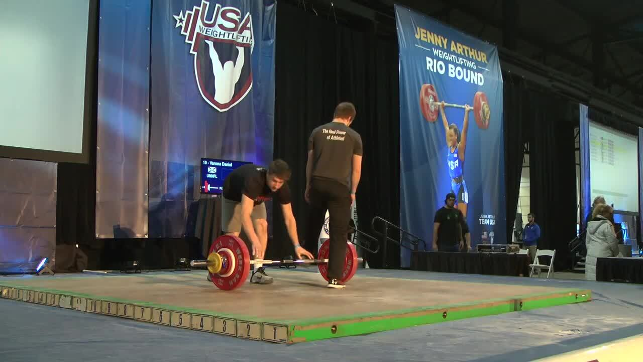 62kg A Snatch Session