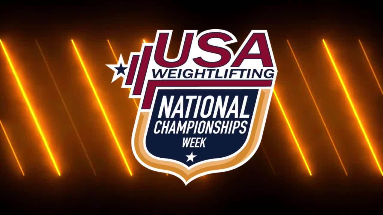 21 Nationals Session 3 Red M 81kg B